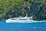 Luxury Charter Power Monohull Yacht Freedom