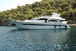 Luxury Charter Power Monohull Yacht Ilina  I
