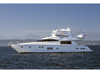 Luxury Charter Motor Yacht Ares