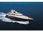 Luxury Charter Motor Yacht Blue Belle