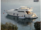 Luxury Charter Power Monohull Yacht Blue Star  III