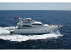 Luxury Charter Motor Yacht Cacao Bay