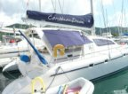 Luxury Charter Catamaran Sailing Yacht Yacht Caribbean Dream
