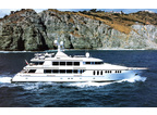 Luxury Charter Motor Yacht Claire