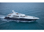 Luxury Charter Motor Yacht Cocktails