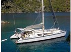 Luxury Charter Sailing Catamaran Yacht Conan