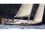 Luxury Charter Sailing Yacht Courosivo