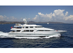 Luxury Charter Motor Yacht Deep Blue