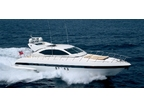 Luxury Charter Power Monohull Yacht Defiance
