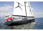 Luxury Charter Sailing Yacht Intuition