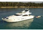 Luxury Charter Motor Yacht Lady Isabel