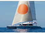 Luxury Charter Sailing Catamaran Yacht Maita'i