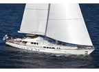 Luxury Charter Sailing Yacht Marflow