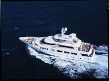 Luxury Charter Motor Yacht Never Enough