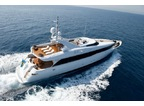 Luxury Charter Motor Yacht Palm B
