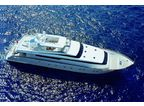 Luxury Charter Motor Yacht Quattro Assi