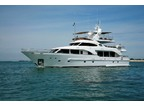Luxury Charter Motor Yacht Quid Pro Quo