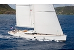 Luxury Charter Sailing Yacht Rapture