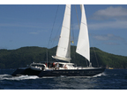Luxury Charter Sailing Catamaran Yacht Rose Of Jericho