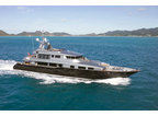 Luxury Charter Motor Yacht Silver Dream