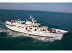 Luxury Charter Motor Yacht The Highlander