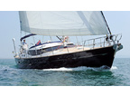 Luxury Charter Monohull Sailing Yacht Yacht Tilly Mint