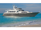 Luxury Charter Motor Yacht Trilogy