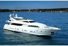 Luxury Charter Yacht