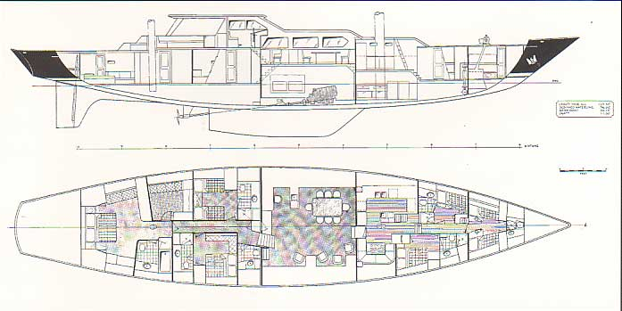 GALILEO Luxury Monohull Sailing Yacht Charter Yacht