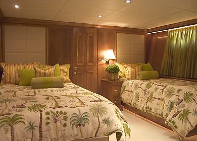 Inspiration Twin Stateroom